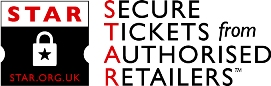 Society of Ticket Agents and Retailers (STAR) Logo