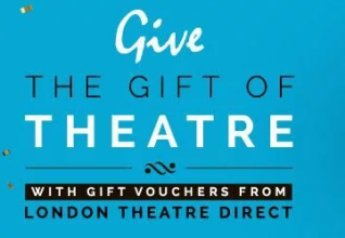 Book Tickets with London Theatre Direct
