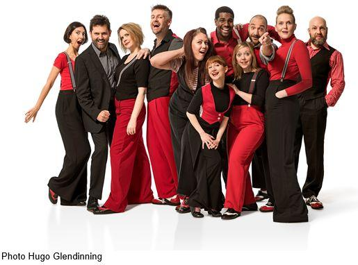 Showstoppers The Improvised Musical
