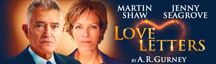 Theatre Royal, Haymarket Love Letters